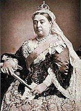Victoria Queen of the United Kingdom; Empress of India