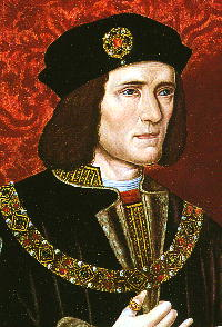 Richard III King of England and France and Lord of Ireland